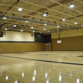 Wake Tech Community College Gymnasium Raleigh, NC